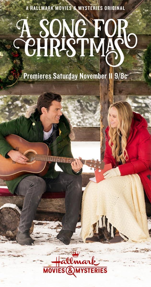 A Song For Christmas Tv Movie 2017 Imdb