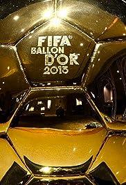 FIFA Ballon d'Or 2013 Poster