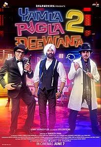 Full movie downloading Yamla Pagla Deewana 2 India [720x400]