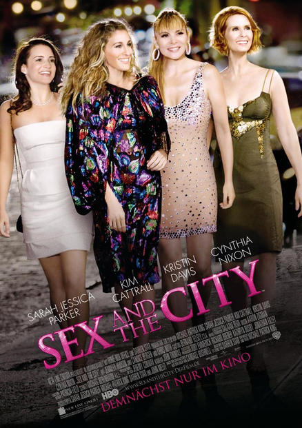 Image result for Sex and the City (2008)