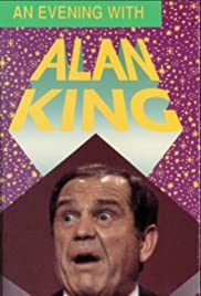 An Evening of Alan King at Carnegie Hall Poster