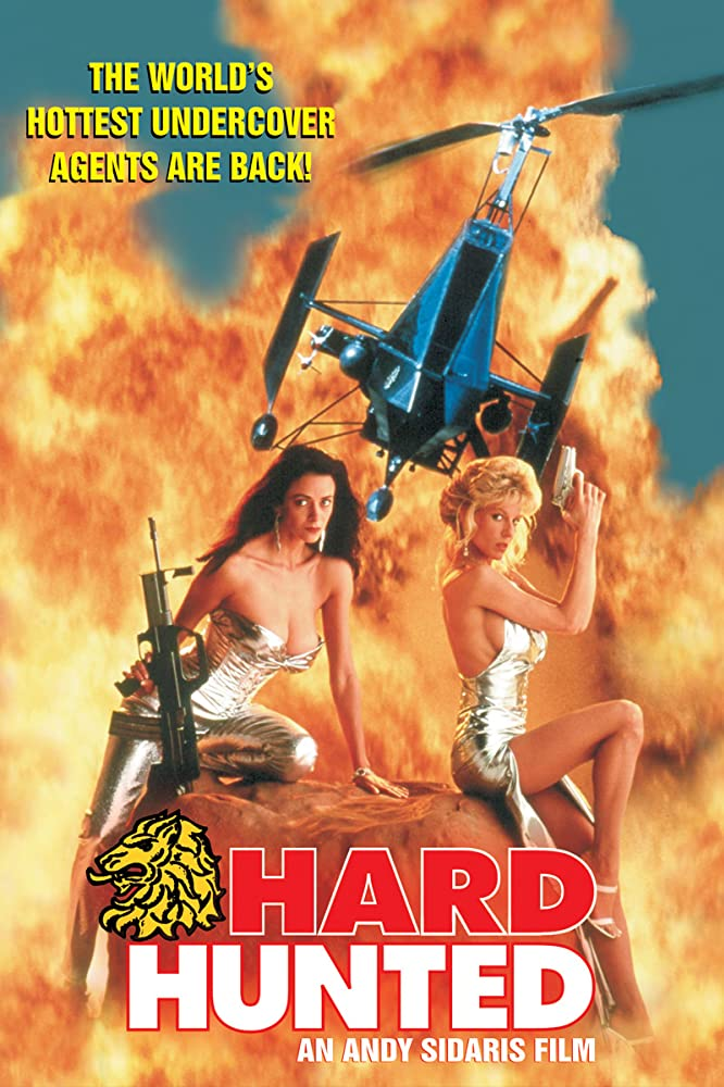 18+ Hard Hunted 1993 UNRATED Hindi Dual Audio 350MB BluRay ESubs