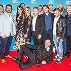 Cast of 1% - Sydney Film Festival