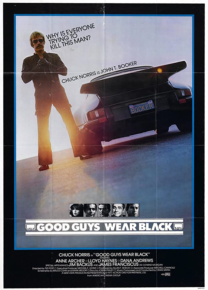 Good Guys Wear Black 1978