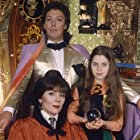 Fairuza Balk, Tim Curry, and Diana Rigg in The Worst Witch (1986)