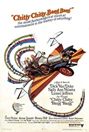 Chitty Chitty Bang Bang (1968) Poster - Movie Forum, Cast, Reviews