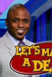 Let's Make a Deal Poster - TV Show Forum, Cast, Reviews
