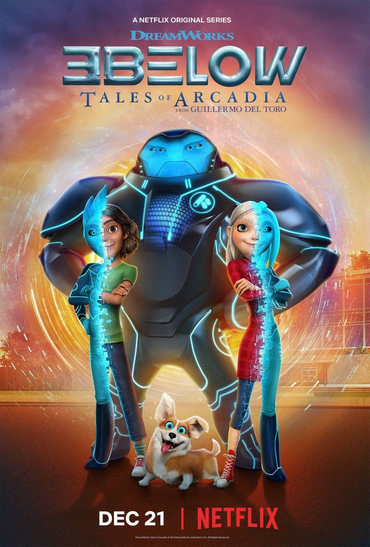 3Below: Tales of Arcadia (2019) Season 2 Hindi Dubbed (Netflix)