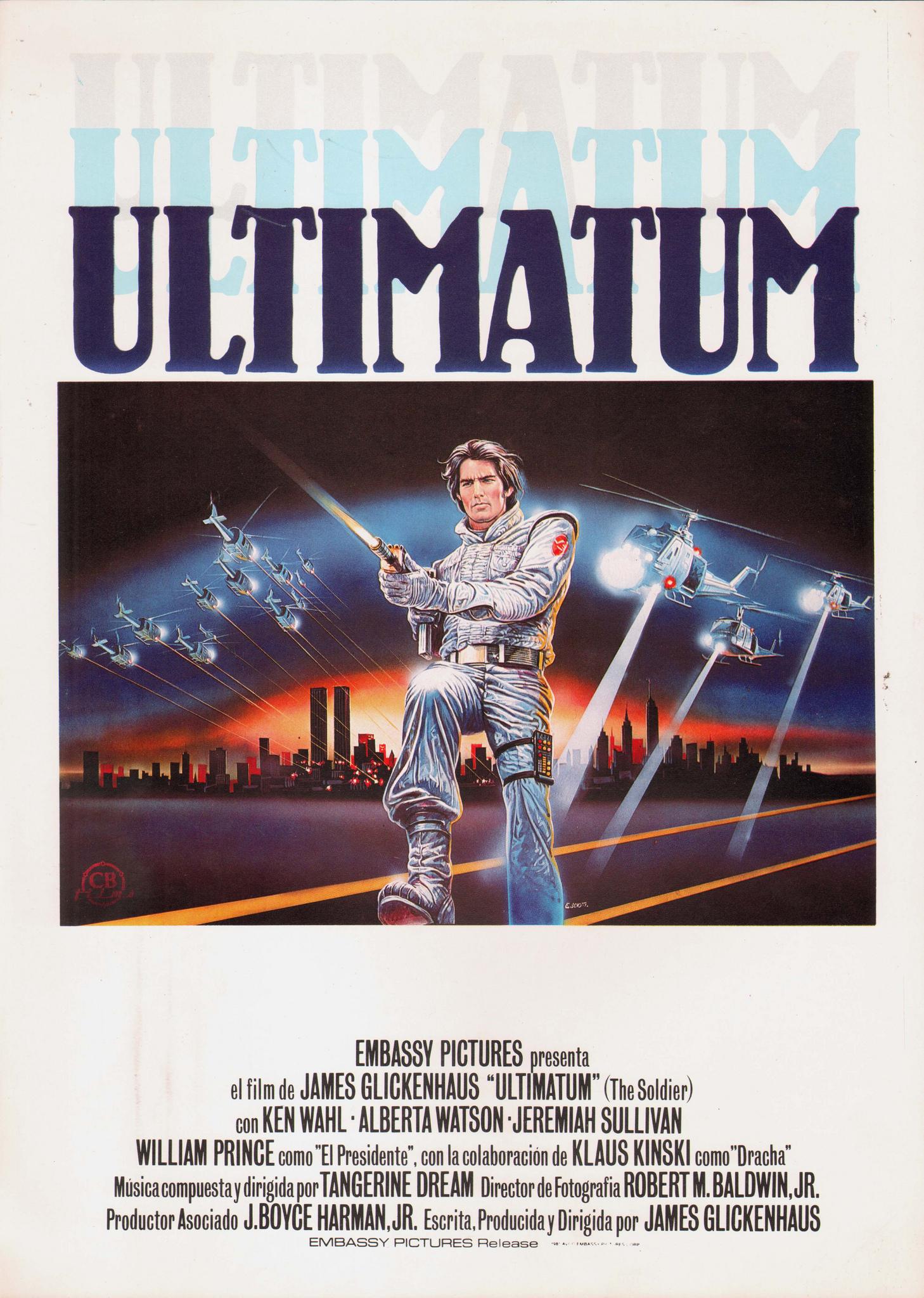 The final plutonium ultimatum