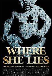 Where She Lies Poster