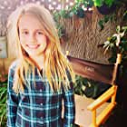 """on set of """"Willie and Me"""", I play young Greta :)"""
