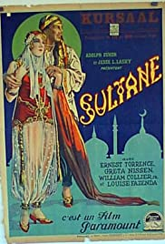 The Lady of the Harem Poster