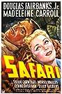 Safari (1940) Poster