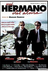 Carlos Hipólito and Juanjo Puigcorbé in Mi hermano del alma (1994)