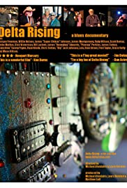 Delta Rising: A Blues Documentary Poster