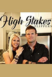 High Stakes Flippers Poster