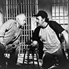 Gene Hackman and Mickey Rooney in The Domino Principle (1977)