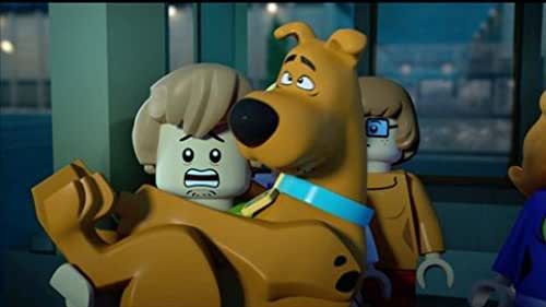 Trailer for LEGO Scooby-Doo! Haunted Hollywood