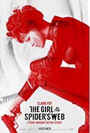 Download The Girl in the Spider's Web (2018) Movie