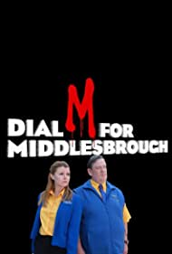 Johnny Vegas and Sian Gibson in Dial M for Middlesbrough (2019)