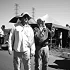 John Irvin and Lance Gewer in Mandela's Gun (2016)