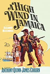 A High Wind in Jamaica (1965) Poster - Movie Forum, Cast, Reviews