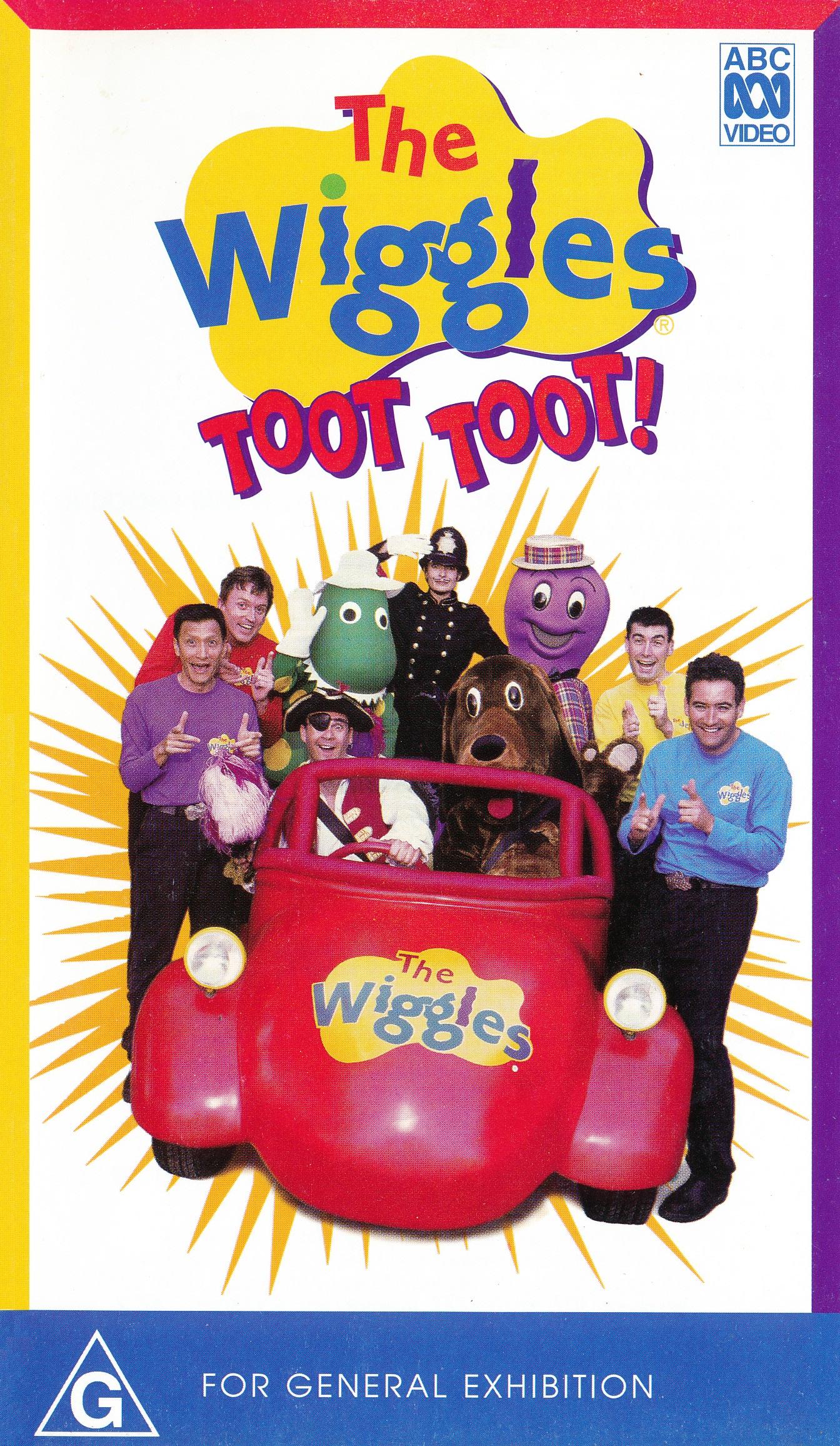 The Wiggles: Toot Toot! (Video 1998) - IMDb