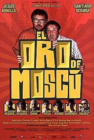 Jesús Bonilla and Santiago Segura in El oro de Moscú (2003)