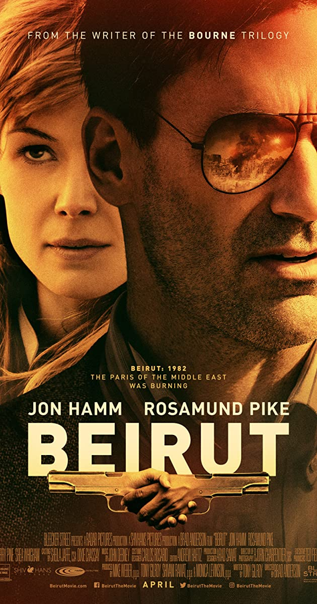 Derybininkas / Beirut (2018)