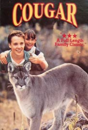 Cougar! Poster