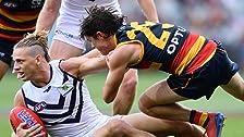 Round 5: Adelaide vs Fremantle