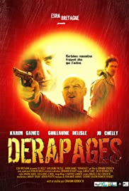 Dérapages Poster