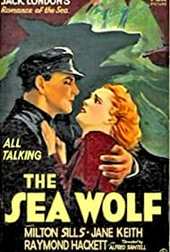Jane Keithley and Milton Sills in The Sea Wolf (1930)