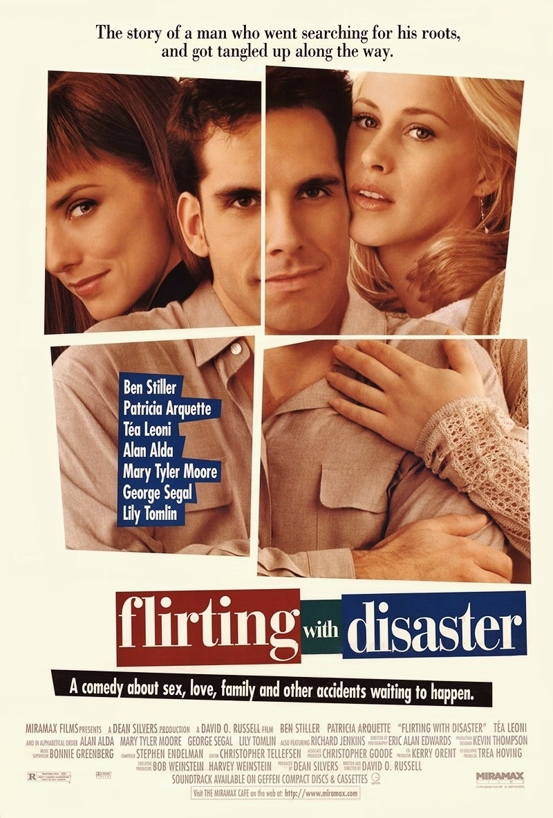 flirting with disaster cast and crew tv show episode 1