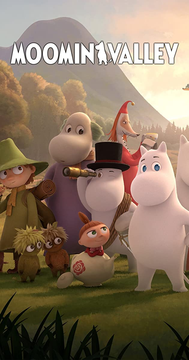 Download Moominvalley or watch streaming online complete episodes of  Season2 in HD 720p 1080p using torrent