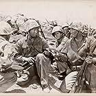 John Wayne and James Brown in Sands of Iwo Jima (1949)