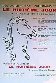 Le huitième jour (1960) Poster - Movie Forum, Cast, Reviews