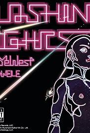 Kanye West: Flashing Lights, Version 3 Poster