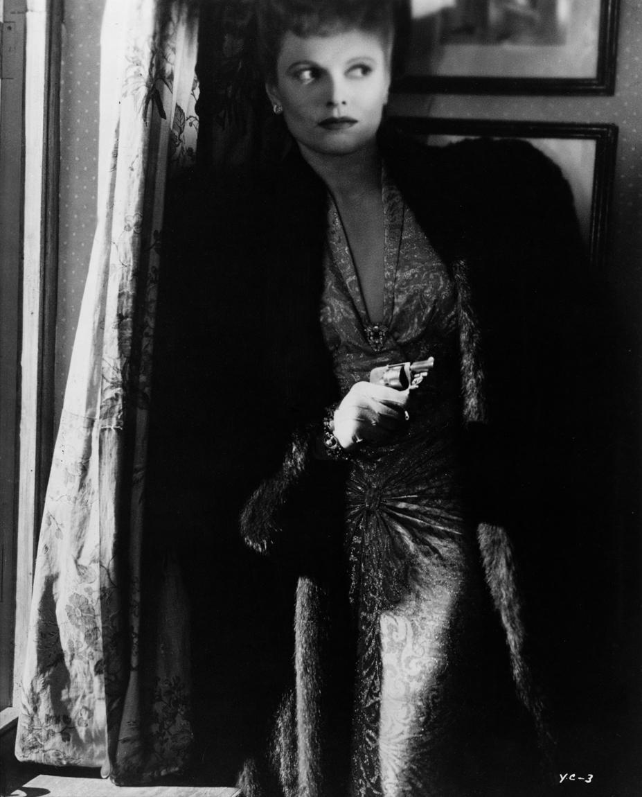 Anna Neagle in Yellow Canary (1943)