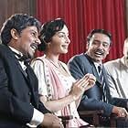 Jim Boeven, Randeep Hooda, Gaurav Dwivedi, and Feryna Wazheir in Rang Rasiya (2008)