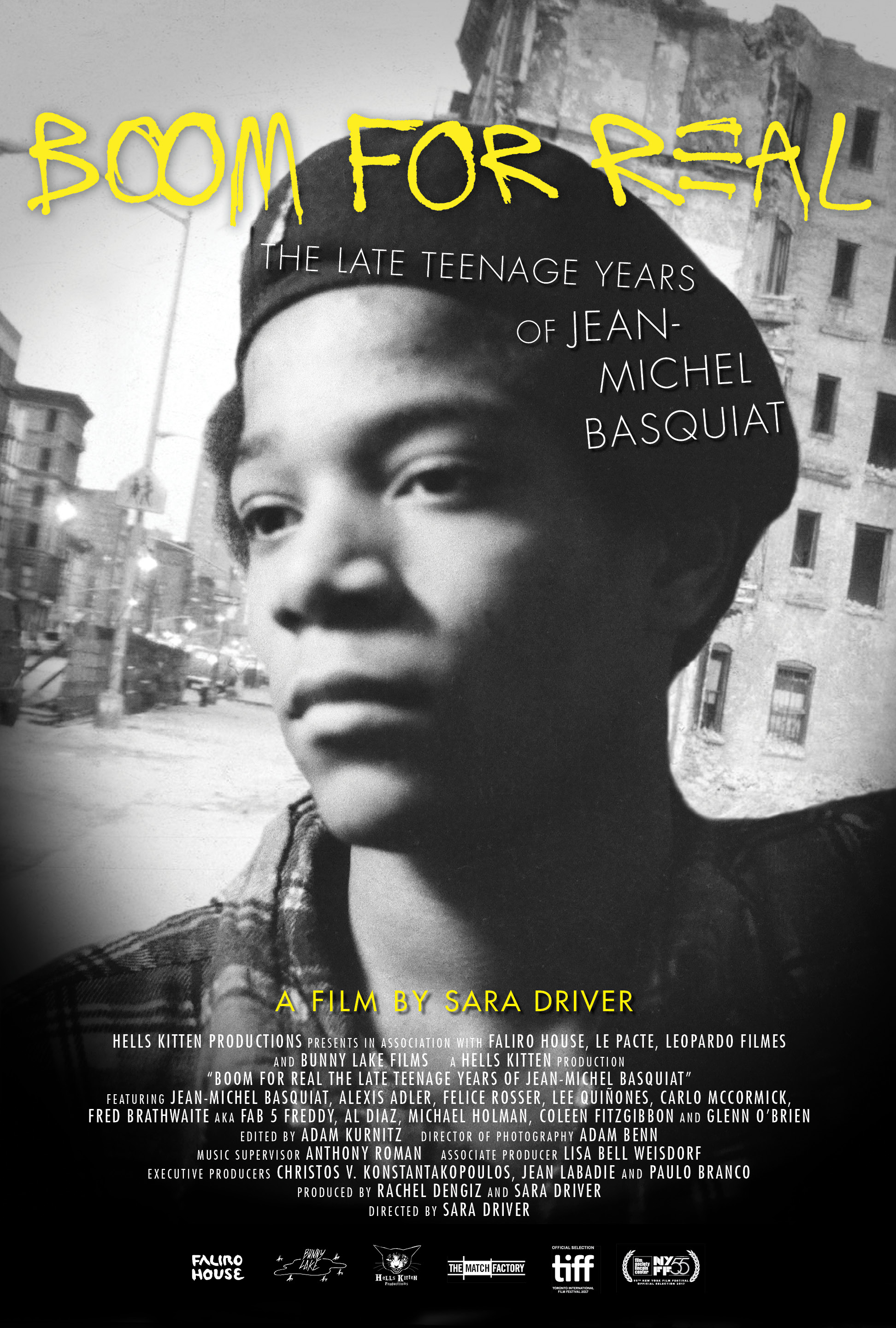 Image result for boom for real the late teenage years of jean-michel basquiat