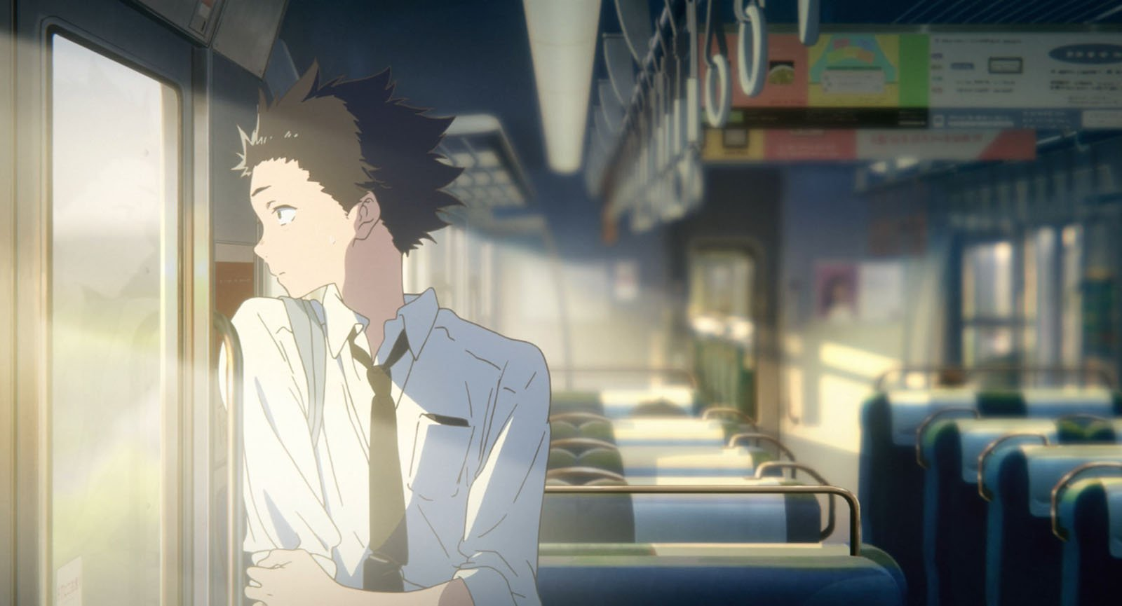 A Silent Voice The Movie 2016