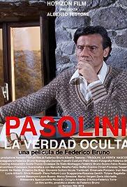 Pasolini, la verità nascosta Poster