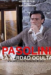 Primary photo for Pasolini, la verità nascosta