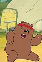We Bare Bears: Grizzly - Ultimate Hero Champion