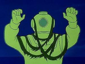 Joseph Barbera A Clue for Scooby Doo Movie