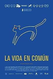 La vida en común Poster