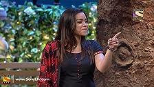 Parineeti Chopra & Ayushmann in Kapil's Show