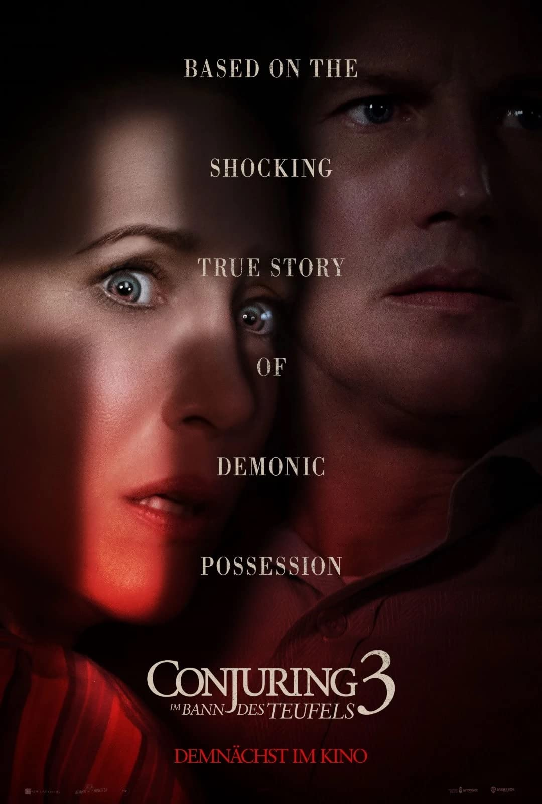 The Conjuring 3: The Devil Made Me Do It 2021 English 1080p HDRip x264 AAC 5.1 ESubs Full Hollywood Movie [1.8GB]