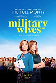 Kristin Scott Thomas, Gaby French, Emma Lowndes, Sharon Horgan, Laura Elphinstone, and Amy James-Kelly in Military Wives (2019)